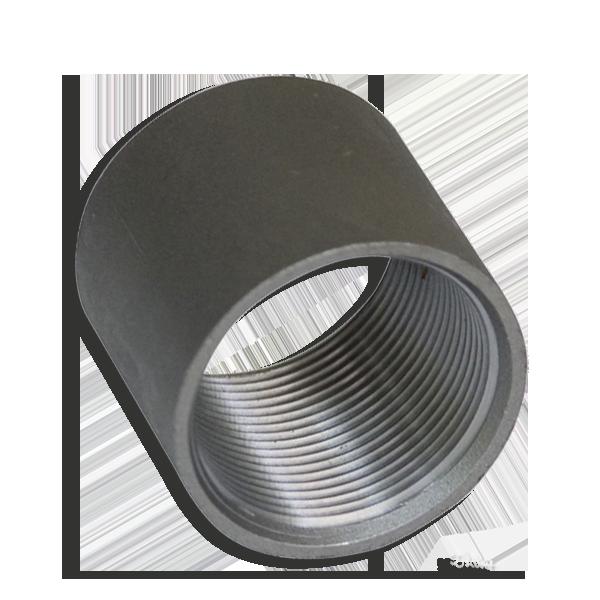 Муфта стальная 15 мм
