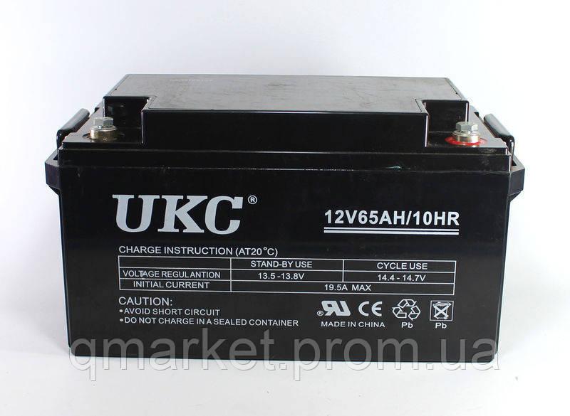Аккумулятор BATTERY GEL 12V 65A - Интернет-магазин «Qmarket» в Одессе