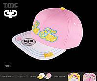 Бейсболкак для девочкиTuTu арт. 3.3-003533