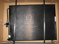 Конденсор кондиционера MB W124 D/TD MT/AT 84-96 (Van Wezel) 30005161