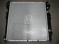 Радиатор охлаждения двигателя (пр-во SsangYong) 2131031231