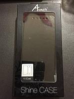 Чехол книжка Avatti HTC One M8 mini черный новый