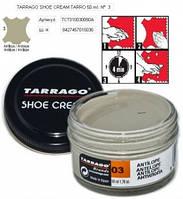 Крем для гладкой кожи Tarrago Shoe Cream, 50 мл, цв. антилопа