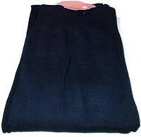 Лосины джинсовые синие бесшовные №2