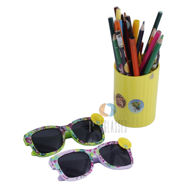 Очки для маленьких детей от солнца
