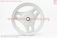 Диск колесный передний Honda DIO бараб. тормоз (стальной)