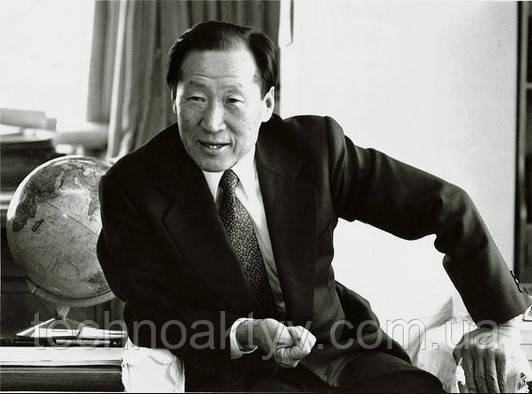 Создатель Hyundai -  Чон Чжу Ён