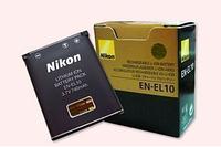 Аккумулятор Nikon EN-EL10 для Coolpix S60 | S500 | S200 | S4000 | S5100