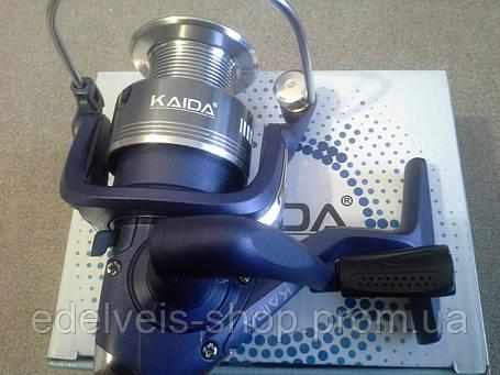 Катушка  спиннинговая Kaida HX 30A 3+1bb, фото 2