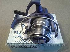 Катушка  спиннинговая Kaida HX 30A 3+1bb, фото 3