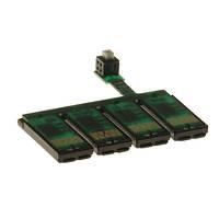 Планка с чипами для СНПЧ Epson Stylus TX106/TX109/TX117/TX119 (CH.0237)