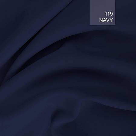 Ткань блэкаут (blackout) NAVY_119