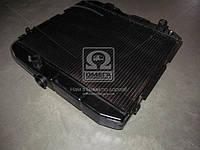 Радиатор вод. охлажд. ПАЗ 3205 (3-х рядн.) медн.  3205-1301010-02С
