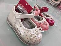 Детские туфли для девочек оптом Размеры 20-25