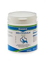 Витаминный комплекс Canina Welpenkalk Pulver для щенков общеукрепляющий, порошок, 300 г