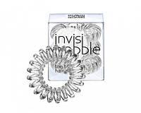 Набор резинок Invisibobble прозрачные 3 шт (Качественная копия)