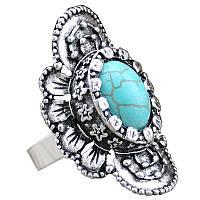 Винтажное кольцо с бирюзой.
