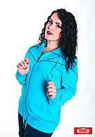 Спортивный костюм женский Billcee Турция трикотаж батал