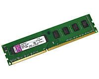 Память 4Gb DDR3, 1333 MHz (PC3-10600), Kingston, 9-9-9-24, 1.5V (KVR1333D3N9/4G)