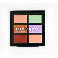 Набор консилеров 6 оттенков - Make Up Me FG6-1 - FG6-1, фото 1