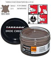 Крем для гладкой кожи Tarrago Shoe Cream, 50 мл, цв. антрацитовый