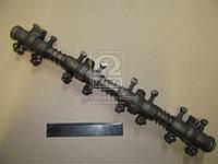 Ось коромысел клапанов ГАЗ 53 с коромыслами в сб. 13-1007098-21