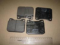 Колодка торм. VW LT 28-35 (04/75-06/96) передн. (пр-во REMSA) 0010.00