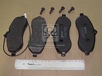 Колодки тормозные ФИАТ SCUDO 2.0D 07-, PEUGEOT EXPERT 07-, CITROEN JUMPY 07- передние (производство  REMSA) ФИАТ, 1292.01