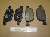 Колодка торм. VOLVO XC60 2.0-3.0 08- передн. (пр-во REMSA) 1397.00