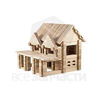 Конструктор IGROTECO «Домик с балконом»