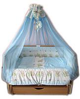 Постельный комплект в кроватку «BONNA COMFORT»