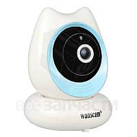 Беспроводная HD IP-камера наблюдения HW0048-200w (1080p, 2 МП)