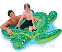 """Детский надувной плотик """"Черепаха"""" Intex 56524"""