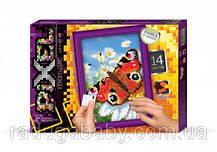 """Детский Набор для творчества """"Мозайка Pixel"""" в ассортименте Danko Toys ОО-09-50, фото 3"""