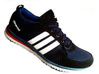 Кроссовки мужские adidas F1 синие