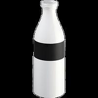 Бутылка для молока Memo 1л, в.27 см ASA