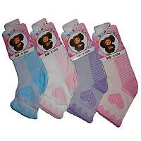 """Носки детские для девочки сетка №5-6 """"Чебурашка"""""""