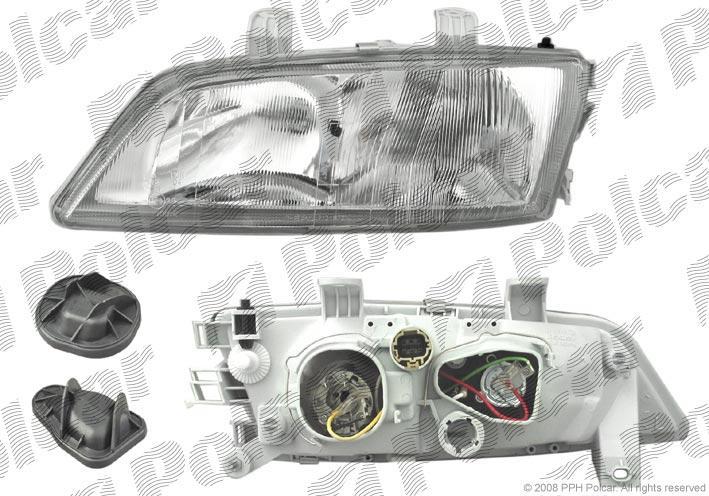 Передняя фара Nissan Primera 1996-1999 год правая