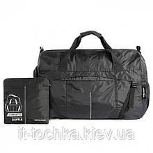 Раскладная дорожная сумка tucano bpcowe compatto xl weekender packable black