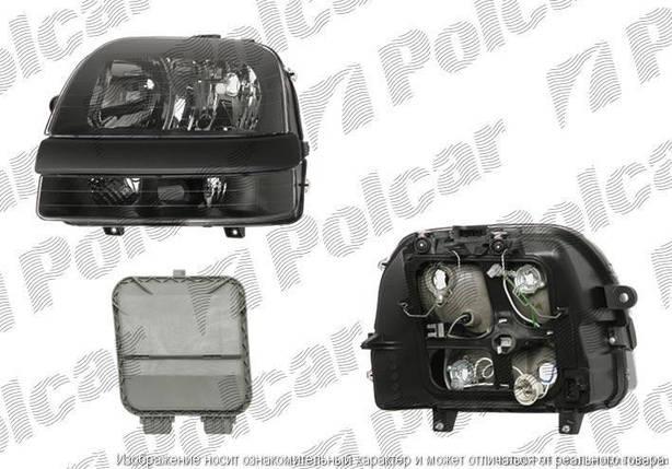Передняя фара Fiat Doblo 2001-2005 год правая, фото 2
