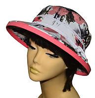 Шляпа женская Любава х/б аленький цветочек, фото 1