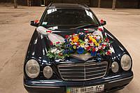"""Украшение на машину """"Украинская свадьба"""""""