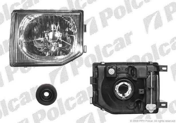 Передняя фара Mitsubishi Pajero 1997-1999 год правая, фото 2