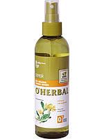 O'Herbal Спрей для объема тонких волос 200мл