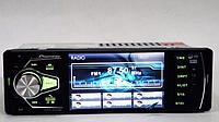 "Автомобильная магнитола 4023B ISO с экраном 4.1"" дюйма AV-in"