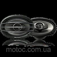 Автомобильные овальные колонки UKC TS-A6974S 16х24см 600W ZDX 2шт.