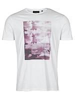 Мужская футболка белая Flyhigh от Tailored & Originalsв размере L