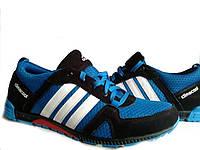 Кроссовки мужские adidas F1 голубые