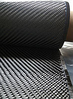 Углеродная ткань СС600T - 100, 24К, саржа (Т), ш.100 см (Kordcarbon)