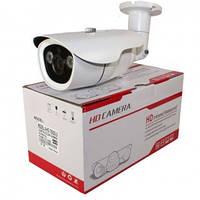 Камера видеонаблюдения T-6023 (2MP-3,6mm), уличная AHD-видеокамера